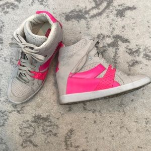 Alexis COACH wedge sneakers